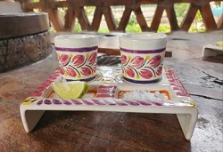 200622-05-03-mexican-pottery-ceramic-tequila-set-for-party-fathers-day-gift-majolica-made-in-mexico-purple-colors