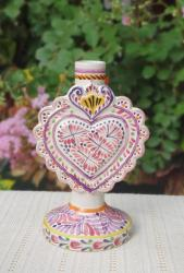 200625-03-01-mexican-purple-decorative-candle-holder-majolica-for-sale