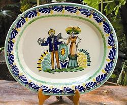 Mexican pottery mexican ceramic folk art .