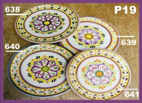 mexican pottery mexican ceramic folk art talavera