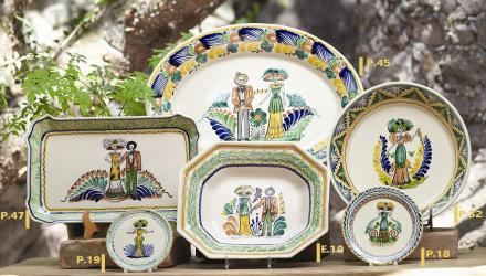 Gorky Gonzalez / Gorky Pottery Catrina Collection