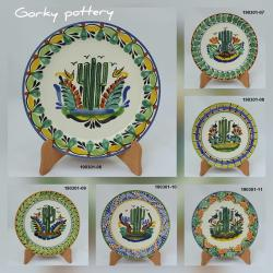Mexican pottery mexican ceramic folk art Cactus<br>Collection