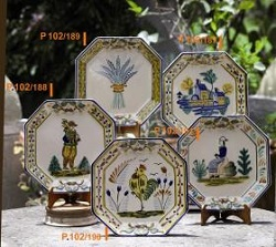 mexican pottery mexican ceramic folk art talavera European Collection