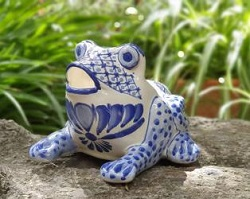 frog-planter-macetarana-handmade-hand-painted-mexican-pottery-garden-gifts-amazon-ceramic-talavera-interiordesign