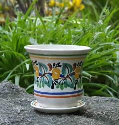 handcrafts-flower-planter-maceta-handthrown-handmade-hand-painted-mexican-pottery-garden-interiohome-mom-amazon-gifts