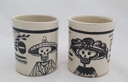 mexican-ceramic-pottery-mug-catrina-motive-halloween-decorations-tableware-amazon-gift-2