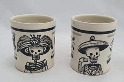 mexican-ceramic-pottery-mug-catrina-motive-halloween-decorations-tableware-amazon-gift