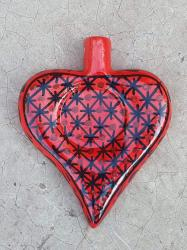 mexican-ornament-heart-red-hand-crafts-pottery-hand-made-mexico-decorative-christmas-nativity-talavera-majolica-2
