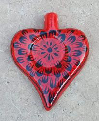 mexican-ornament-heart-red-hand-crafts-pottery-hand-made-mexico-decorative-christmas-nativity-talavera-majolica-4