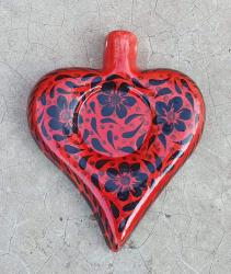 mexican-ornament-heart-red-hand-crafts-pottery-hand-made-mexico-decorative-christmas-nativity-talavera-majolica